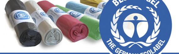 Ángel Azul (Blue Angel) certificación alemana para productos y servicios respetuosos con el medio ambiente
